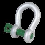 G-4161 Green Pin Harpsluiting Borstbout