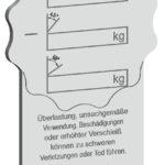 Identificatielabel, Grade 120