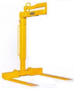 Pallethaak, handmatig balancerend - MBR